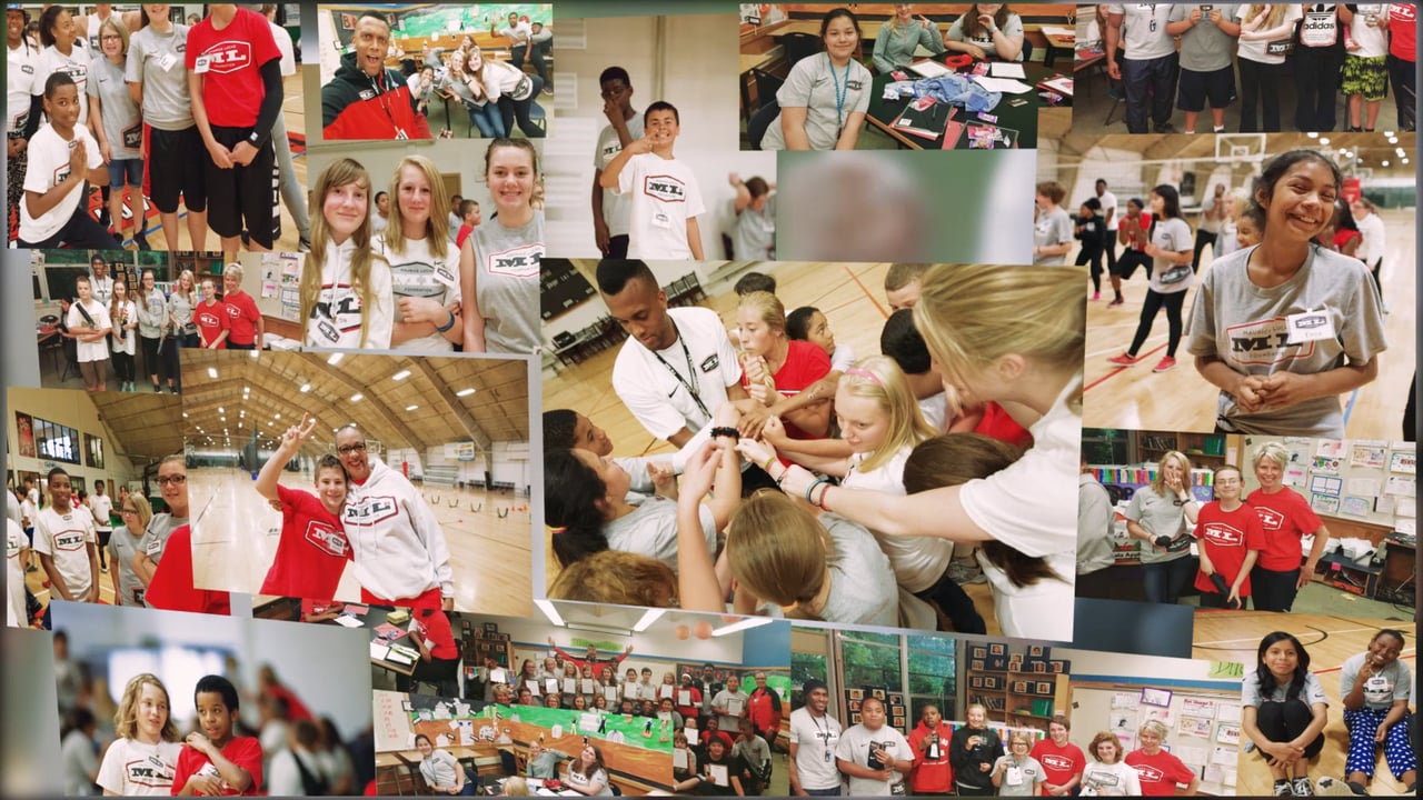 Maurice Lucas Foundation Video 2015