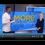 Maurice Lucas Foundation Events Featured on KPTV Fox News MORE Good Day Oregon